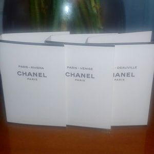 Chanel Exclusifs Summer 2021 Samples